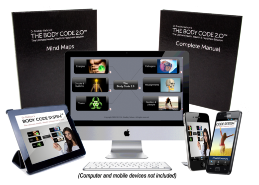 Dr  Bradley Nelson – The Body Code